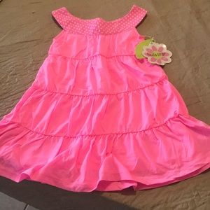 NEW Hula Star swim dress or coverup Size 2T